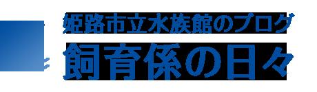 水族館ブログ 「姫路市立水族館・飼育係のブログ」